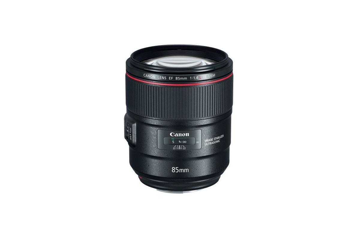 Ống kính Canon DSLR