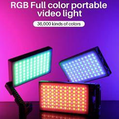 Đèn LED video