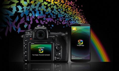 Cach ket noi may anh Nikon voi Smartphone qua ung dung SnapBridge Nikon