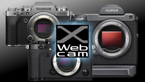 Fujifilm ra mat ung dung su dung webcam nghin do