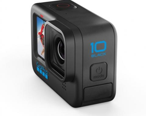 GoPro Hero 10 Black lo anh render cung cau hinh truoc ngay ra mat: Bo xu ly moi, nang cap cam bien anh 23MP va...