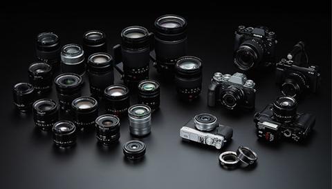Huong dan cap nhat firmware cho Fujifilm.