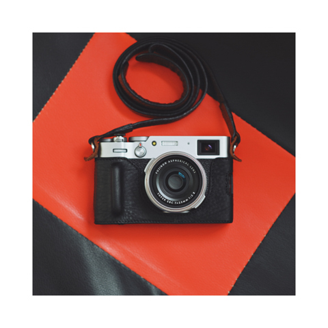 Huong dan su dung may anh Fujifilm X100V