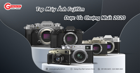 Top nhung may anh Fujifilm duoc yeu thich nhat 2020