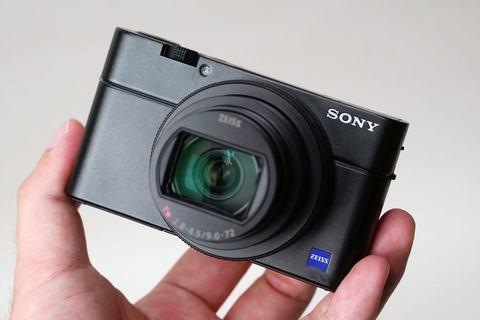 Trai nghiem Sony RX100 mark 7 - Nho ma co vo