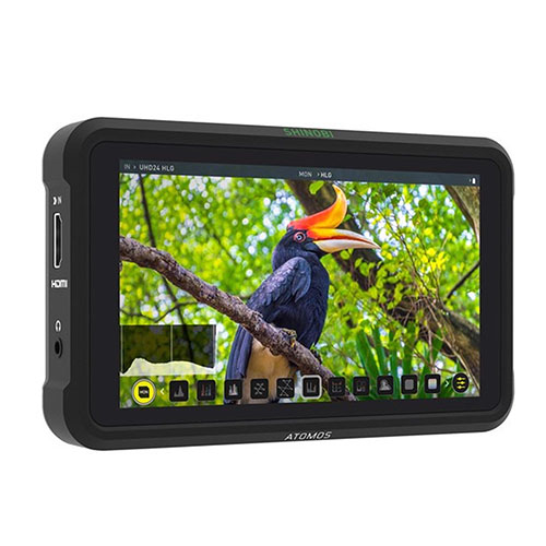 Atomos Shinobi 5.2 inch 4K HDMI Monitor