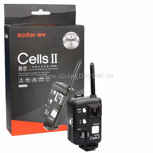 Bộ Trigger Godox CeLL II