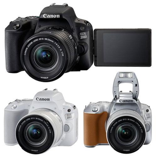 Canon EOS 200D (Rebel SL2)
