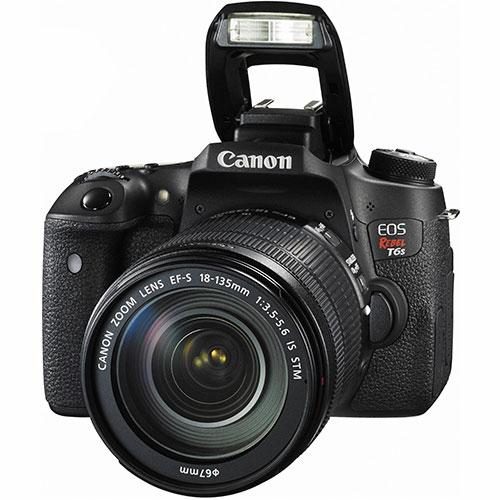 Canon EOS 760D (Rebel T6s)