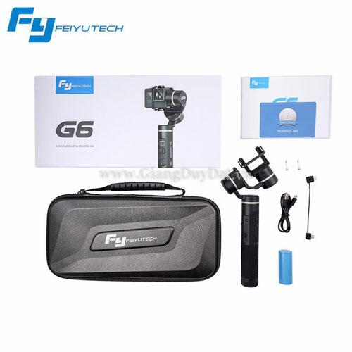 Gimbal chống rung FeiyuTech G6 (chính hãng)