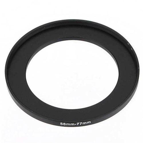 Filter Adapter Ring 58mm-77mm