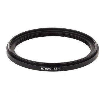 Filter Adapter Ring 67mm-58mm