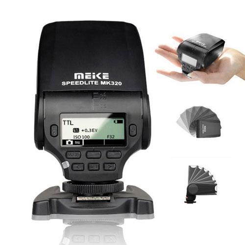 Flash Meike MK-320 Speedlite for Fujifilm (chính hãng)