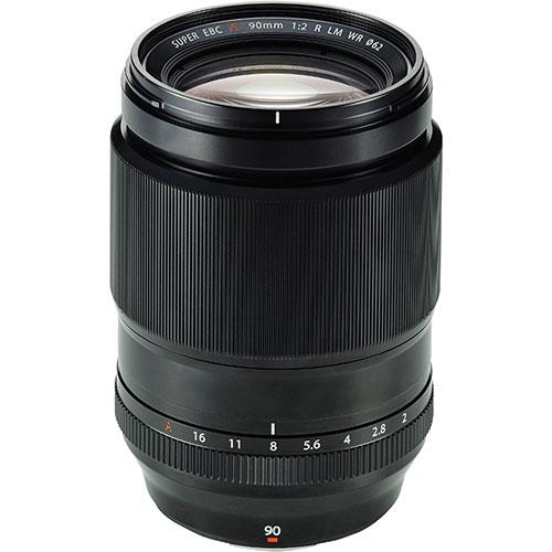 Fujinon XF 90mm f/2.0 R LM WR