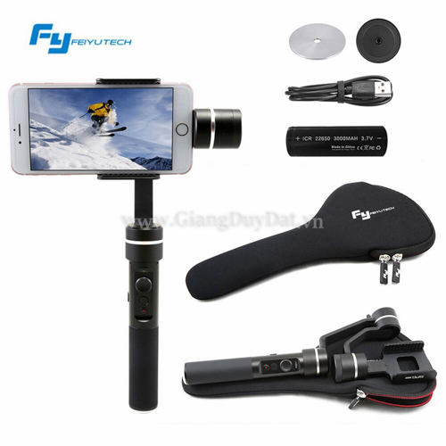 GIMBAL FEIYU SPG for Smartphone/Action cam
