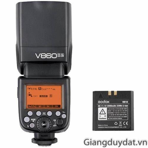 GODOX V860II Sony