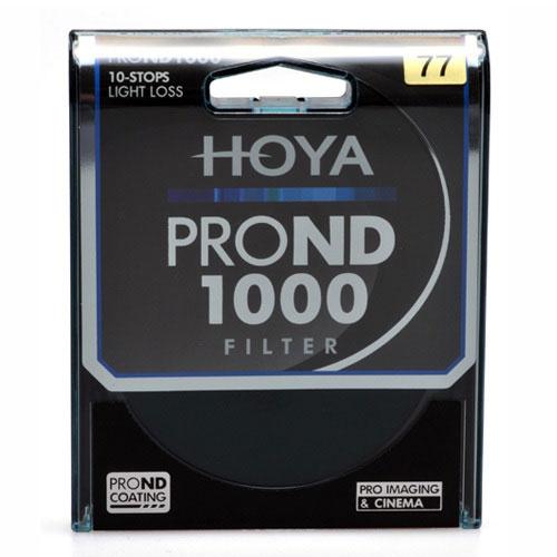 Hoya Pro ND1000 Filter 77mm (chính hãng)