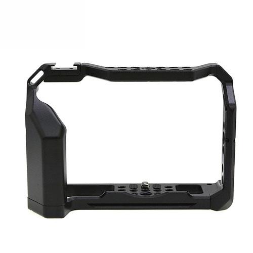 Khung thép máy ảnh cho Fujifilm X-T4 - hỗ trợ quay Vlog