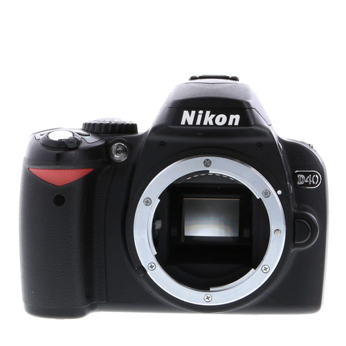 Máy ảnh Nikon D40