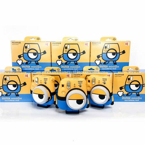 Máy chụp ảnh lấy liền Fujifilm instax Mini 8 Minion