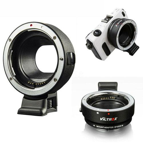 Ngàm Viltrox Canon EF sang EOS M