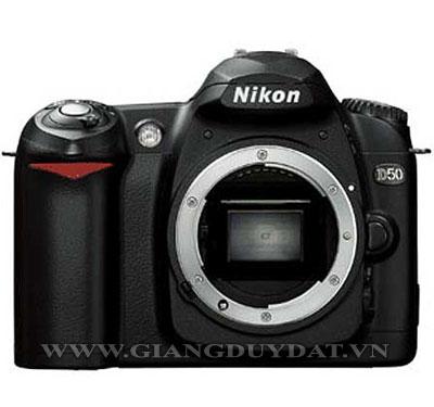 Nikon D50 kit 18-55mm VR
