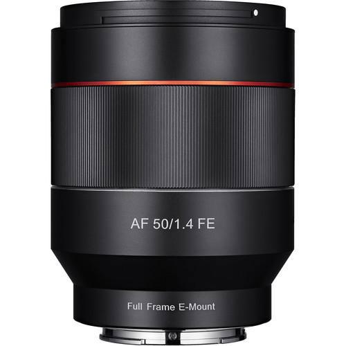 Samyang AF 50mm f/1.4 FE