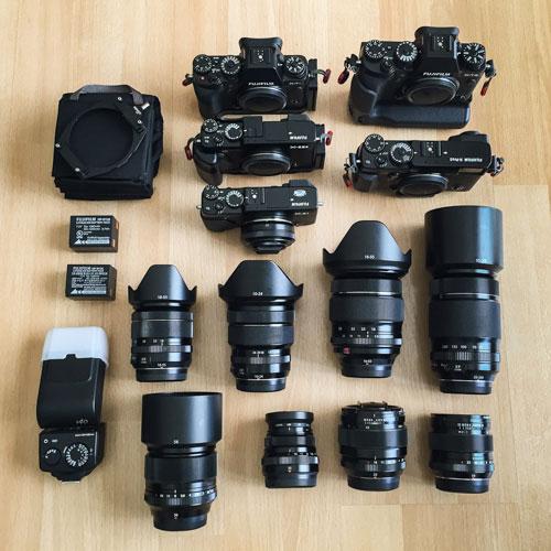 Sản phẩm 2nd (Fujifilm Đã Qua Sử Dụng)