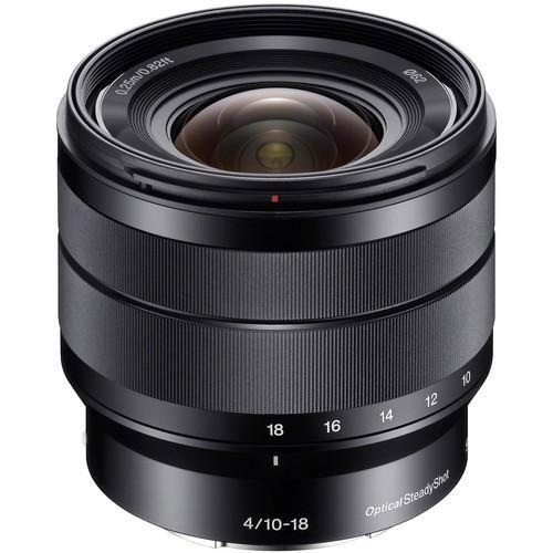 Sony 10-18mm f/4 OSS