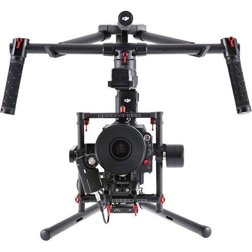 Thiết bị hỗ trợ quay chụp chuyên nghiệp DJI Ronin-MX