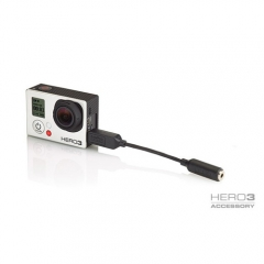 3.5mm Mic Adaptor for GoPro