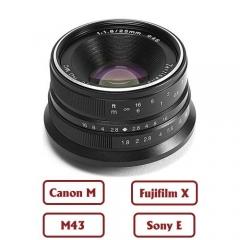 7Artisans 25mm f/1.8