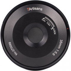 7Artisans 35mm f/5.6 Pancake