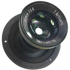 7Artisans 35mm f/5.6 Unmanned Aerial Vehicle