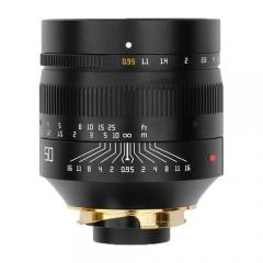 7Artisans 50mm f/0.95 for Leica
