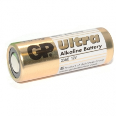 Alkaline Batteries GP - 23AE 12V