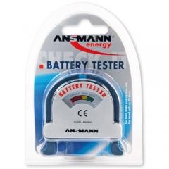 ANSMANN Bộ kiểm tra Pin - Battery Tester (chính hãng)