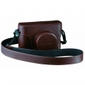Bao da fuji X100 X100s X100T (Leather Case)