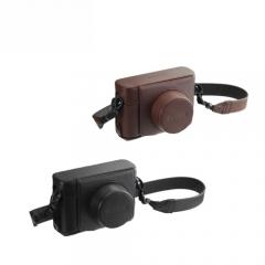 Bao da fuji X100 X100s X100T X100F (Leather Case)