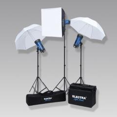 Bộ đèn Studio Electra (chính hãng)
