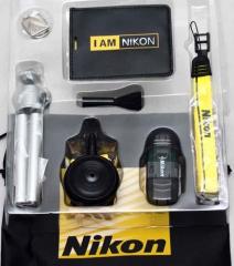 Bộ du lịch 6 món Nikon