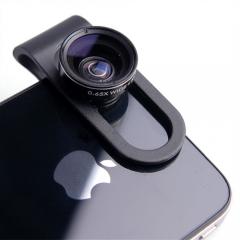 Bộ Lens Macro + Wide cho Smartphone và máy tính bảng