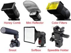 Bộ phụ kiện đèn Godox SA-K6