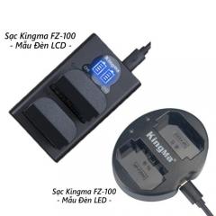 Bộ pin sạc Kingma NP-FZ100 cho Sony A9/A7RIII/A7III