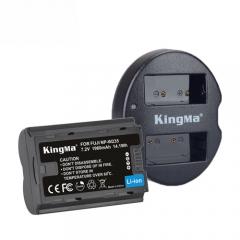 Bộ Pin Sạc Kingma NP-W235 for Fujifilm X-T4