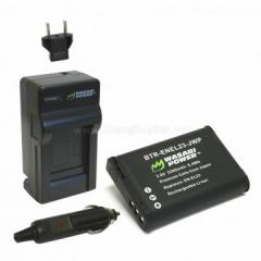 Bộ pin sạc Li-on cho Nikon EN-EL23 dùng cho Nikon Coolpix P600 P610 P900 S810c