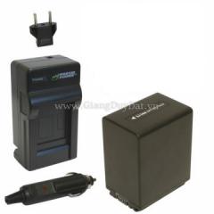 Bộ pin sạc Li-on cho Sony NV-FV100 (chính hãng)