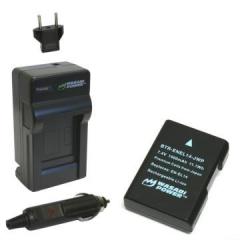 Bộ pin sạc Nikon P7000 P7100 P7700 P7800 D3100 D3200 D3300 D5100 D5200 D5300 Df