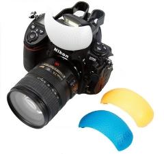 Bộ tản sáng 3 màu cho đèn flash cóc