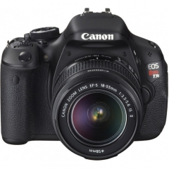 Canon 600D (Kiss X5 / T3i )